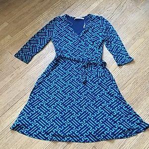 "41 Hawthorn ""Wrap"" dress Size Medium"